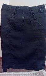 продам юбку OZGE черного цвета 36 размер