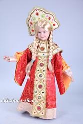 Русские национальные костюмы для девочек в Астане