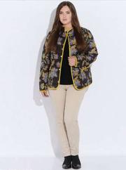 Новая куртка Baon 52-54,  двухсторонняя,  смотрится эффектно.