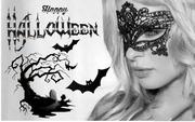 Маска на Хеллоуин