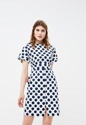 Платье в горошек женское новое продам Астана